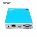 Mini pc TV Box Quad Core RAM 4GB ROM 64GB 64bit Intel Atom Z8300 windows10