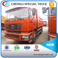 china supplier 40 tons loading 20cbm dump body 10 wheels 6*4 type shacman tipper trucks