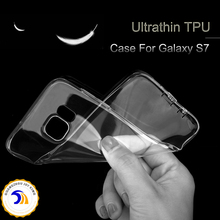 Ultra-thin case Tpu Phone Case For Samsung Galaxy S7 Case