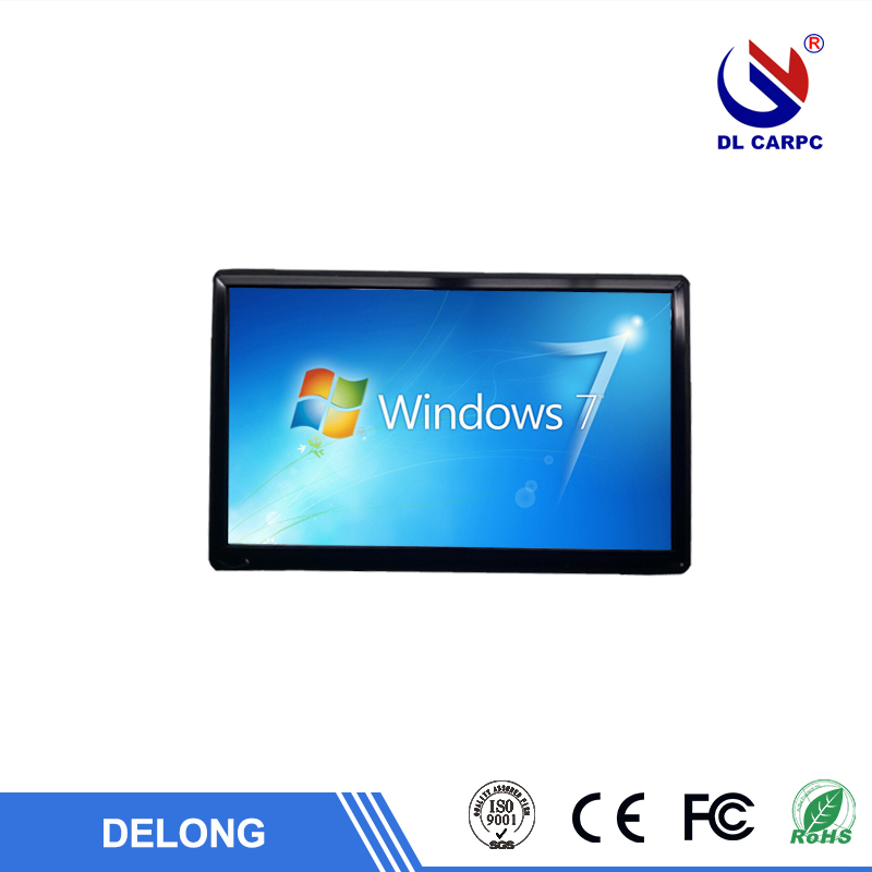 "21.5"" touch panel Intel H81 single board computer"