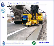 Low Price New Design Extruded Curb Machine /Concrete Asphalt road Curb Making Machine