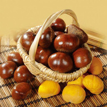2017 New Chinese Raw Chestnuts For Sale