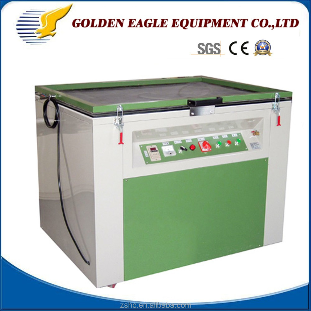 single side vacuum exposure machine-nameplate machinery