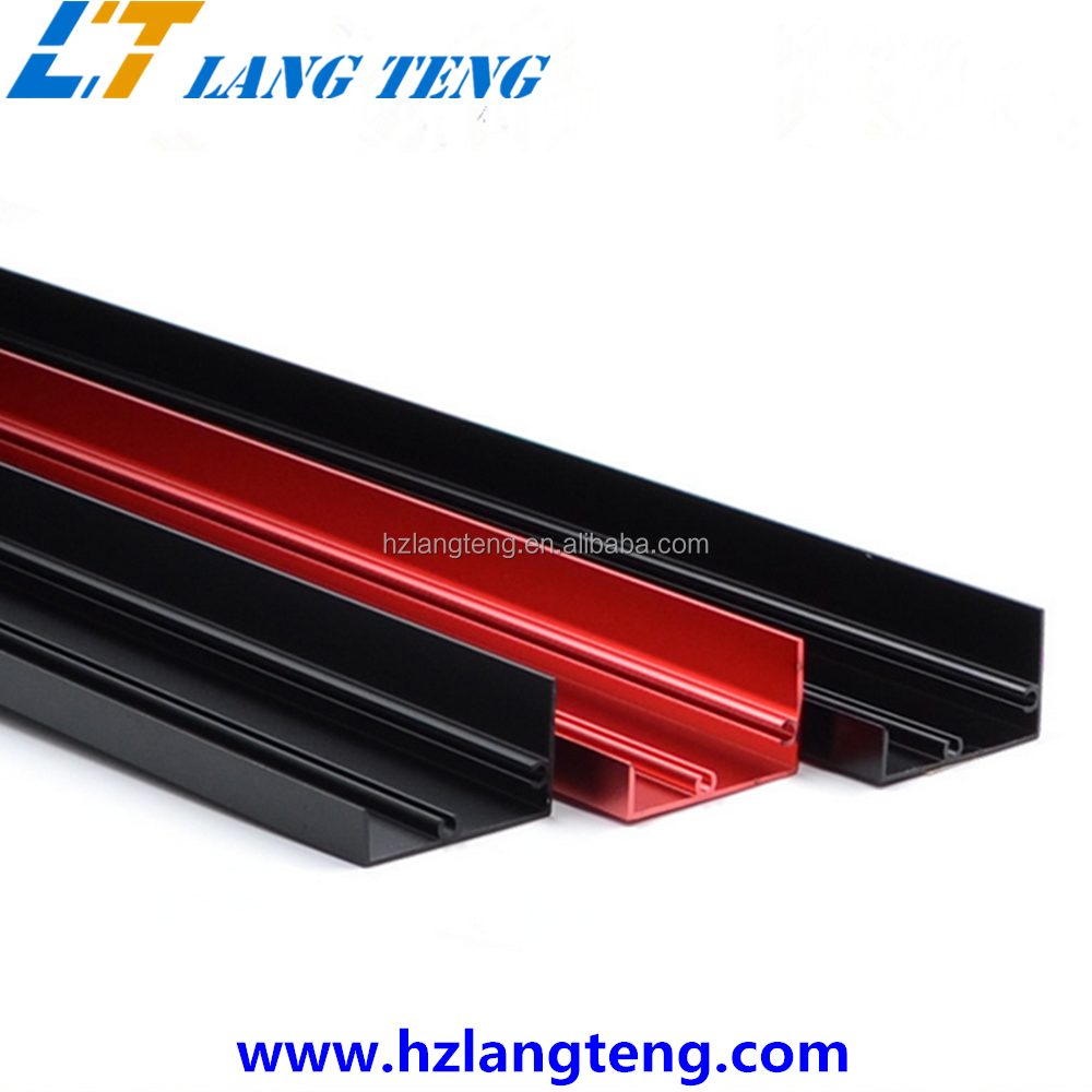 OEM Extruded Aluminum Profile for Solar Panel