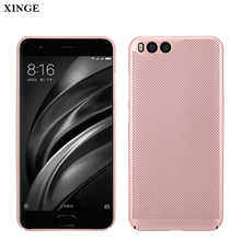 C186 Good Quality Factory Supply Oem Hard PC Heat Proof Phone Case For Xiaomi 6