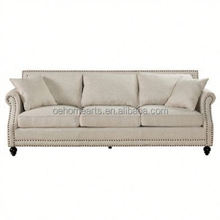 SF00043 Newest design china factory direct sale low price victorian sofa furniture
