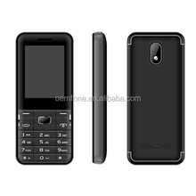 OEM Lowest Price China Feature Phone 2.4 inch Dual SIM Card GSM Four Band Unlocked 4G Phone