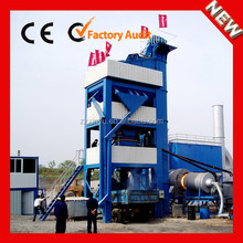 Road Construction Machinery LB500 fixed bitumen mixing plant price