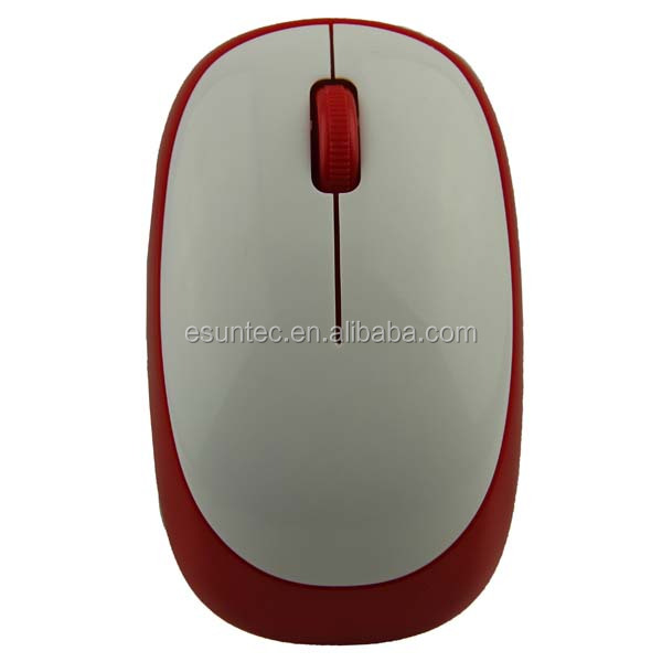 Computer Accessory USB 2.4G Optical Wireless Mouse, MW-02