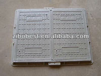 Square Valve/Cable/Electric Meter Box with frame of B125