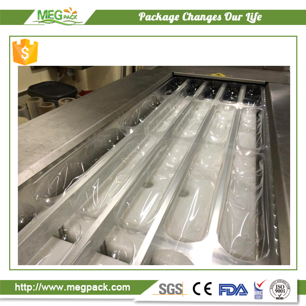 Manufacturer PA/PE co-extruded thermo-forming bottom film with FDA