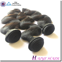 2015 Hot selling Top quality unprocessed virgin indian grey hair naturally curly