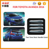 Top selling products 4-pc set door handle cover for toyota avanza toyota avanza parts toyota avanza