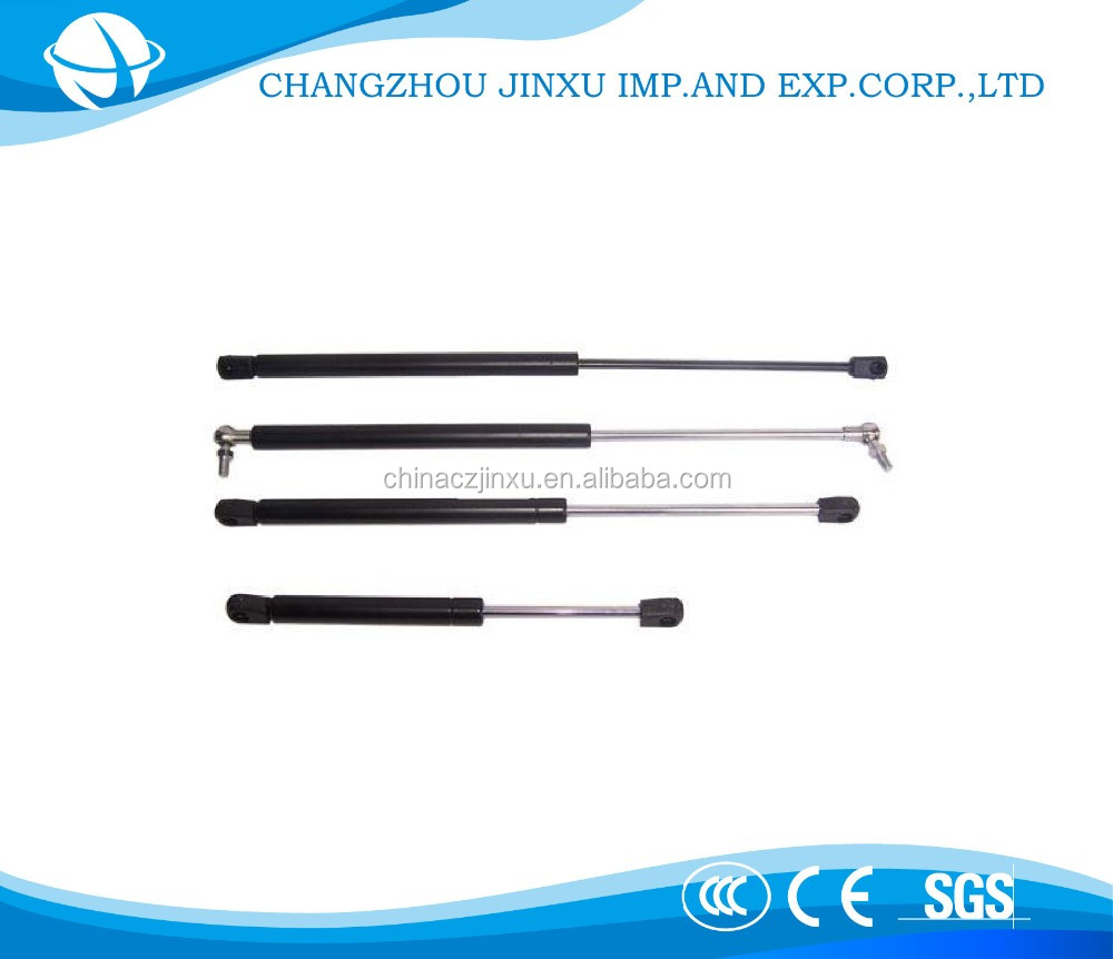 1000N high pressure International chair gas lift replacement furniture gas spring with ball joint used for bed 130N/200N