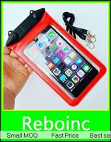 Lastest Fashion cellphone waterproof bags for iphone 5