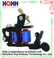High Quality Super Strong Steel Rotary Tattoo Machine,Aluminium Alloy Frame shader Motor Tattoo Machine Gun