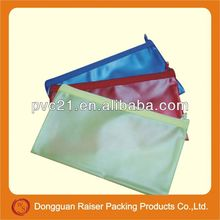 Promotional zipper bag for seeds packaging