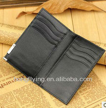classic Genuine leather wallet for western business man