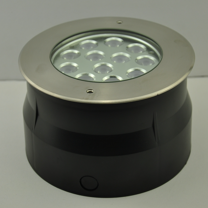 316 Stainless steel IP68 36W RGB 3IN1 Recessed Underwater Light ,LED pool Light Multi Color swimming led lamp white