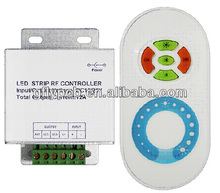 RF wireless touching led remote controller