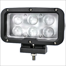 wholesale 7 Inch 60W Rectangle LED Driving Light, car led light bulbs