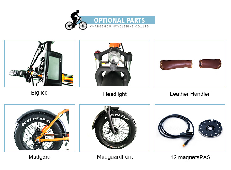 All Normal Sizes 1500w electric fat bike e road electric bike