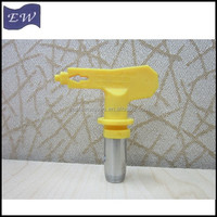 reversible airless paint spray tips