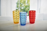 20OZ COLORFUL WATER CUP plastic Tumbler