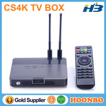 Good Price RK3288 Cor Tex-A17 Quad Core DDR3 2GB 8GB Full Video Format Decoding TV Box Escrow