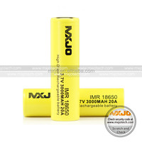 New vision MXJO IMR 18650 3000MAH 20A high drain batteria 18650 tesla mod battery