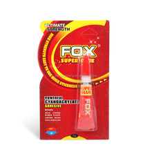 Hot sale extra strong 1.5g or 3g with packing super fast glue