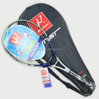 custom carbon aluminum China high quality racket grip cover tennis racket manufacturers