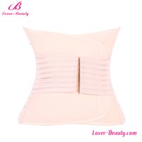 Lover-Beauty Push Up Middle Waist Nude Girdle