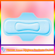 White color belted sanitary pad