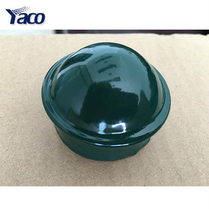 Wholesale alibaba round fence post caps