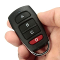Universal Cloning Remote Control Key Fob for Car Garage Door Electric Gate UK YET084