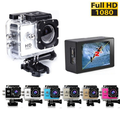 "New Fashion sport camera 2.0"" Screen 1080P video Camera 7W action camera DV Diving 30m waterproof cam Go pro style sport DV"