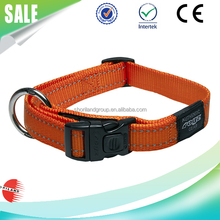 Super March Purchasing Promotion Factory hot sale 3/4-Inch Nylon Dog Collar