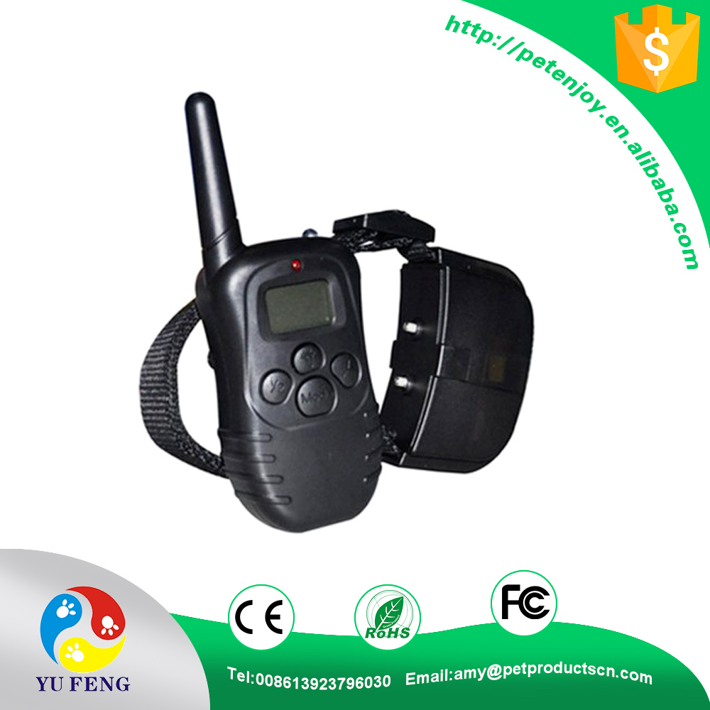 bulk RF434Mhz mini dog shock training collar with remote