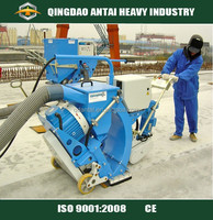 Pavement shot blasting machine china supplier
