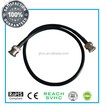 RG 58 Coaxial cable with BNC to BNC Connector