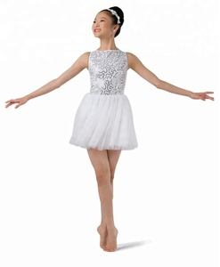 Comfortable Newest performance dance costumes / party stage dress/girl's ballet dress
