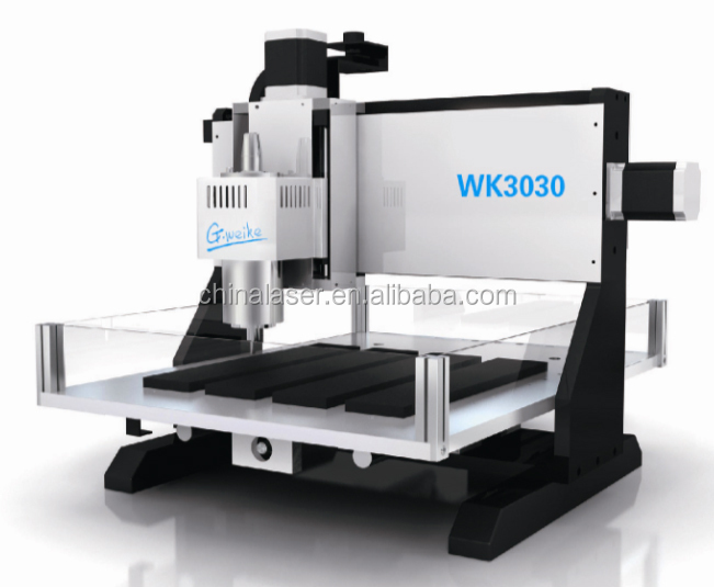 China DIY Hobby Mini Desktop CNC Router Milling Machine for Wood, Acrylic, Brass, Aluminum
