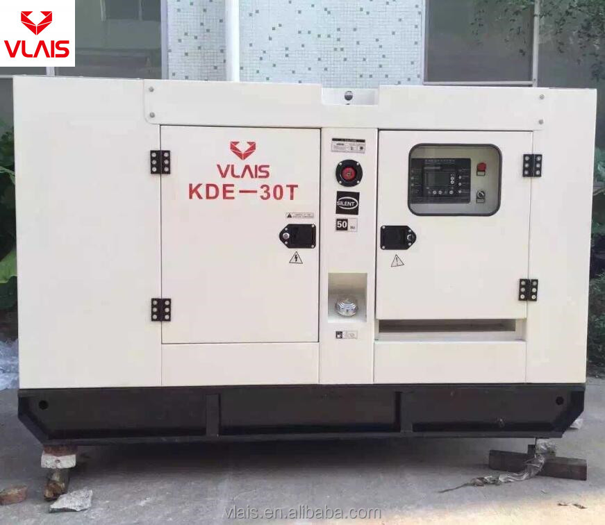 Super Silent 30kva High Quality Sound Proof Diesel Generator
