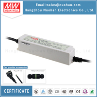 Meanwell lpf-40-36 40w led driver 36v meanwell ip65 power supply