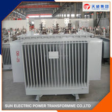 500kva oil immersed 50HZ/60HZ low loss copper winding power current transformer with price