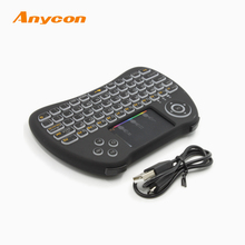 hot selling mini keyboard bluetooth rohs, ott tv box mini keyboard, mini wireless keyboard for lg smart tv