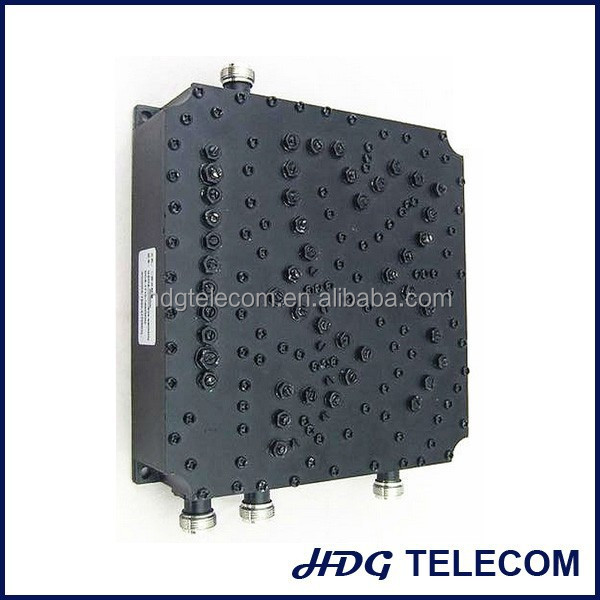 GSM&CDMA/DCS/WCDMA 3/Tri-Band Combiner (3 in 1 out)