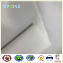 thin polyester breathabale biodegradable waterproof fabric
