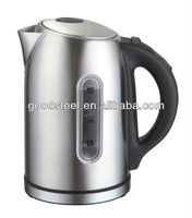 1.7L Cordless digital electric kettle,Stainless steel water boiler